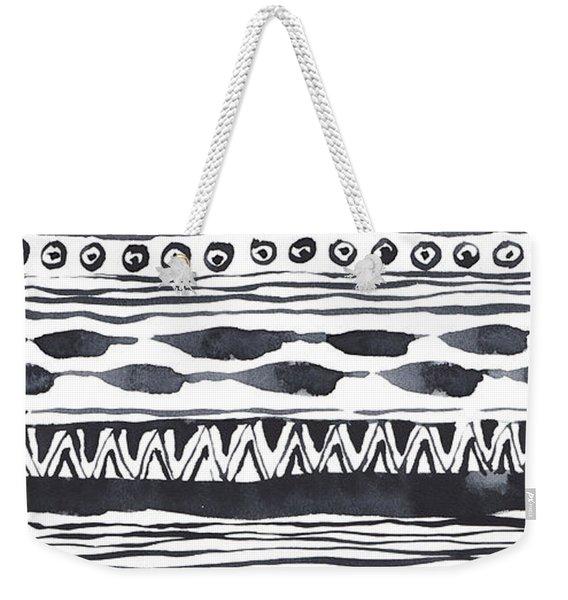 Zen 2 Weekender Tote Bag