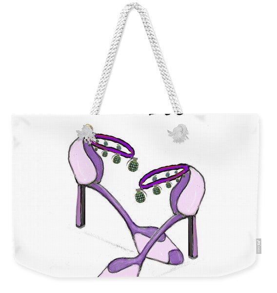 Zoe Weekender Tote Bag