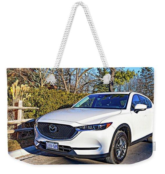 Zoom Zoom - Mazda Cx5 Weekender Tote Bag