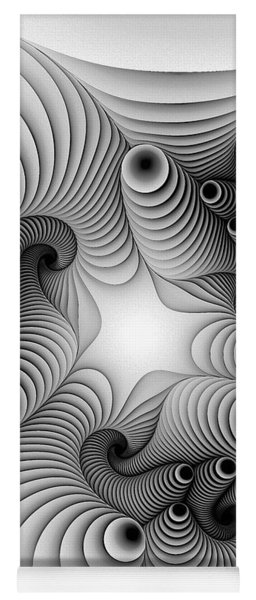 Abstraction 289-07-13 Marucii Yoga Mat
