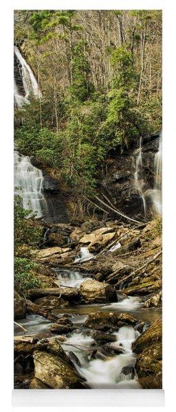 Amacola Falls Yoga Mat