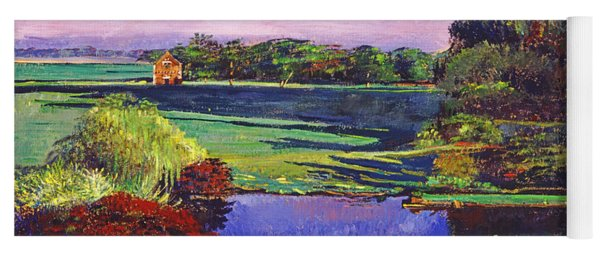 Country View Estate Yoga Mat