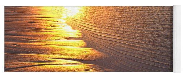 Gulf Shores Sunset  Yoga Mat
