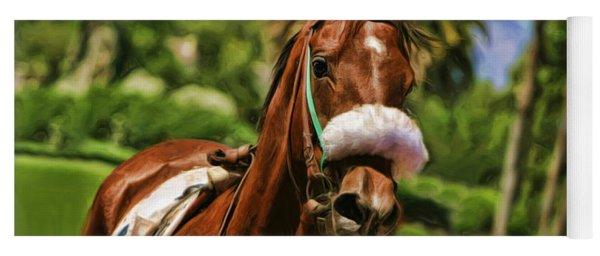 Horse Cava Kavia Yoga Mat