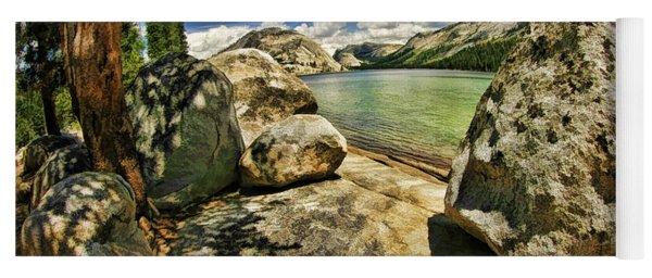 Lake Tenaya Bollder Yoga Mat