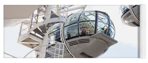 London Eye Pod Yoga Mat
