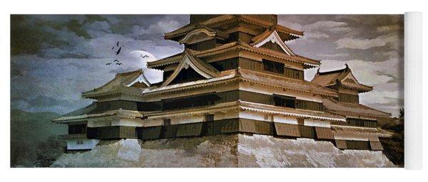 Matsumoto Castle  Yoga Mat