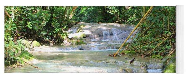 Mayfield Falls Jamaica 12 Yoga Mat