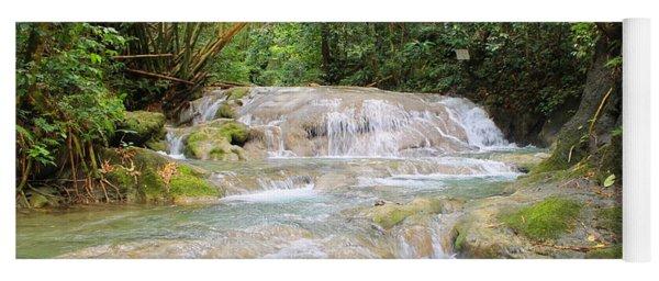 Mayfield Falls Jamaica 14 Yoga Mat