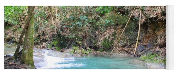 Mayfield Falls Jamaica 4 Yoga Mat