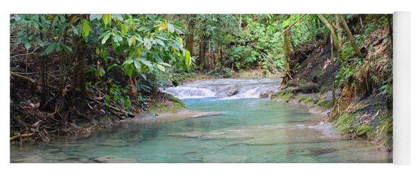 Mayfield Falls Jamaica 6 Yoga Mat