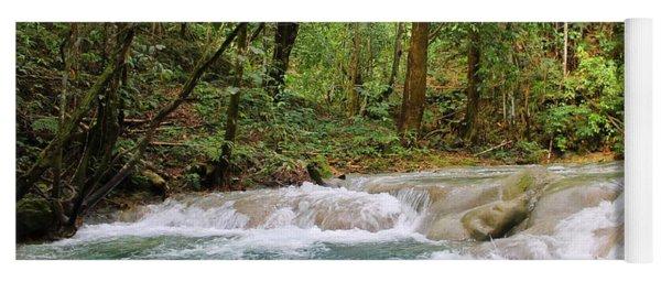 Mayfield Falls Jamaica 7 Yoga Mat