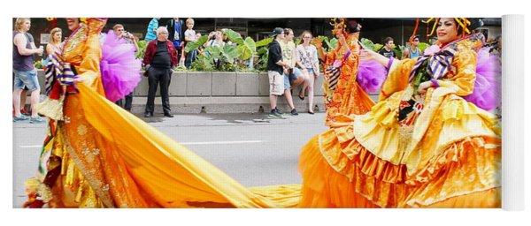Montreal Gay Pride Parade 2 Yoga Mat