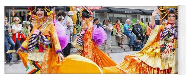 Montreal Gay Pride Parade 4 Yoga Mat
