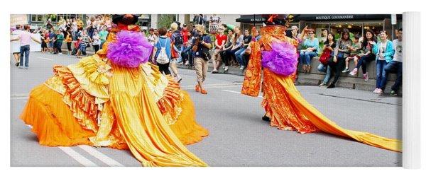 Montreal Gay Pride Parade 5 Yoga Mat
