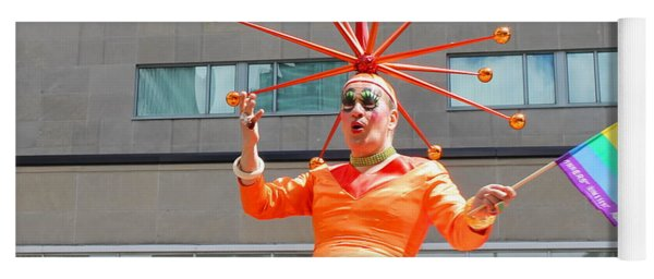 Montreal Gay Pride Parade 9 Yoga Mat