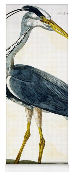 The Heron  Yoga Mat