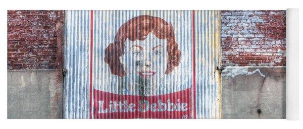 0256 Little Debbie - New Orleans Yoga Mat