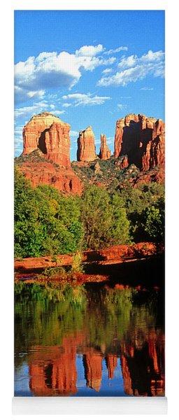 0464 Sedona Arizona Yoga Mat