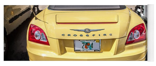 2008 Chrysler Crossfire Convertible  Yoga Mat