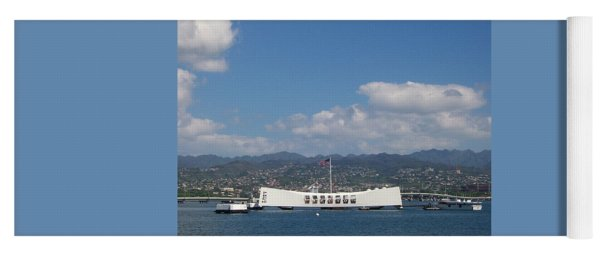 Arizona Memorial  Yoga Mat