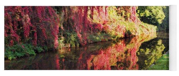 Autumn Colours Yoga Mat