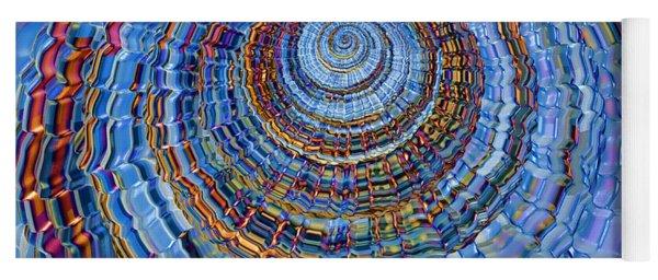 Blue World Yoga Mat