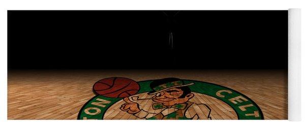 Boston Celtics Yoga Mat