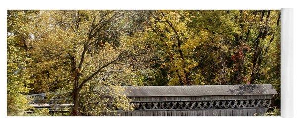 Buckeye Lake Ohio Yoga Mat
