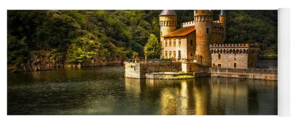 Chateau De La Roche Yoga Mat