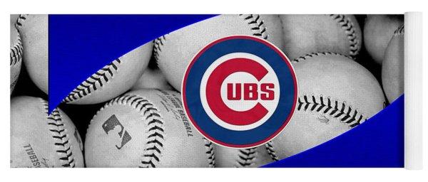 Chicago Cubs Yoga Mat