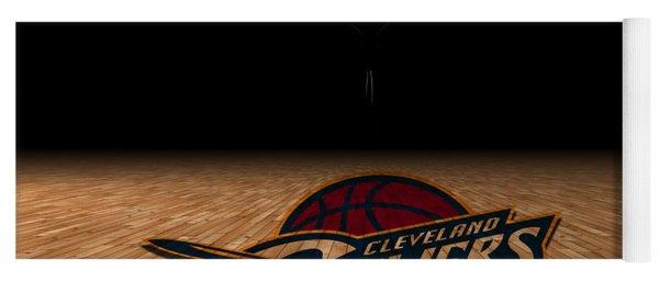 Cleveland Cavaliers Yoga Mat