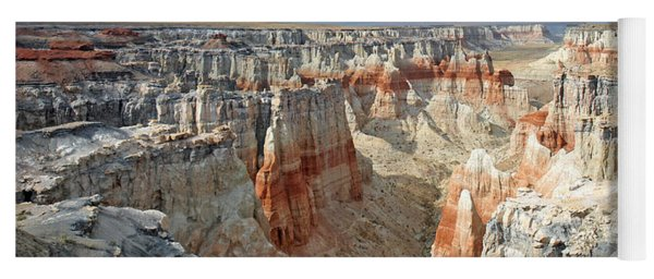 Coal Mine Mesa 14 Yoga Mat