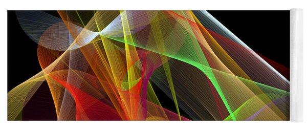 Color Symphony Yoga Mat