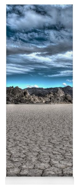 Cool Desert Yoga Mat