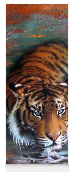 Copper Tiger II Yoga Mat