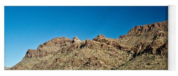Cowboy Country Arizona 10 Yoga Mat