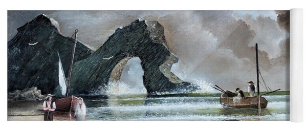 Durdle Door - Dorset Yoga Mat