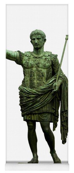 Emperor Caesar Augustus Yoga Mat