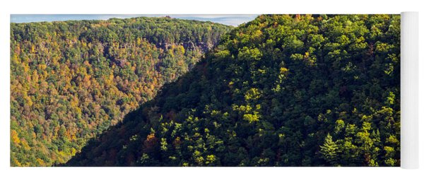 Pennsylvania Grand Canyon Fall 2014 Yoga Mat