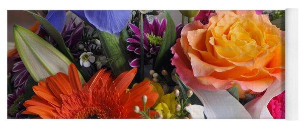 Floral Bouquet 5 Yoga Mat
