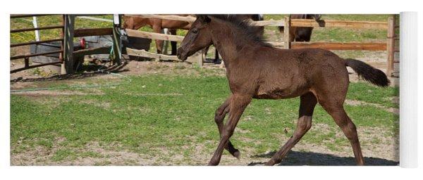 Foal Yoga Mat