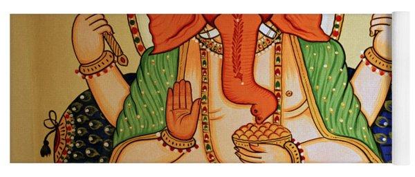 Spiritual India Yoga Mat
