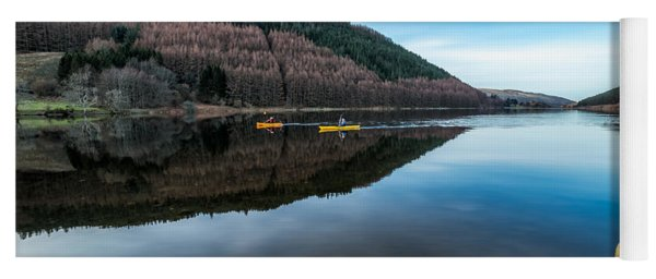 Geirionydd Lake  Yoga Mat