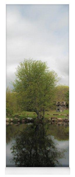 Grays Mill Pond Yoga Mat