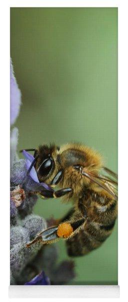 Happy Bee Yoga Mat