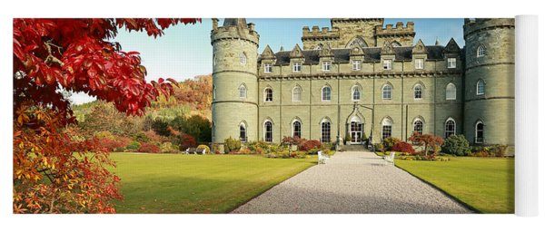 Inveraray Castle Yoga Mat