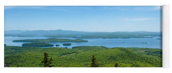 Lake Winnipesaukee Yoga Mat