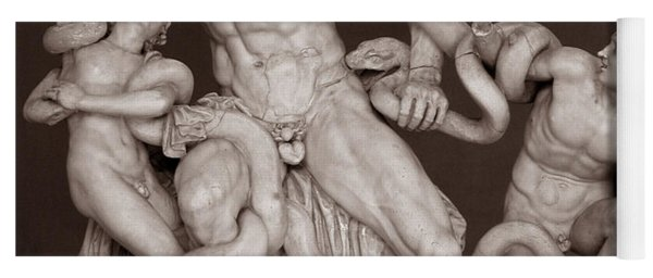 Laocoon And His Sons Yoga Mat