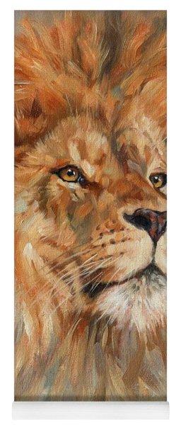 Lion Yoga Mat
